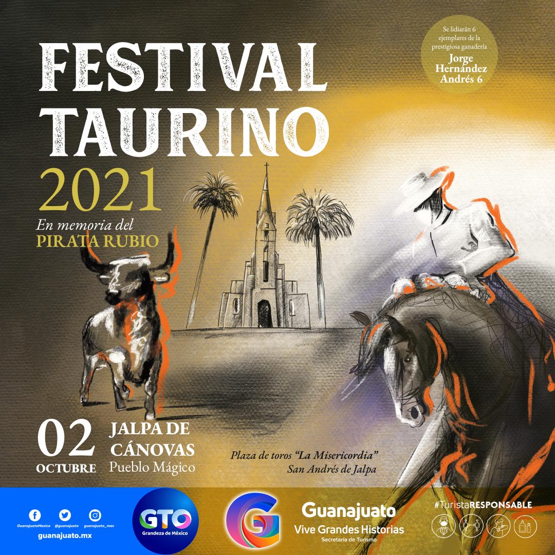 Festival Taurino 2021 – Agenda de Eventos de Guanajuato